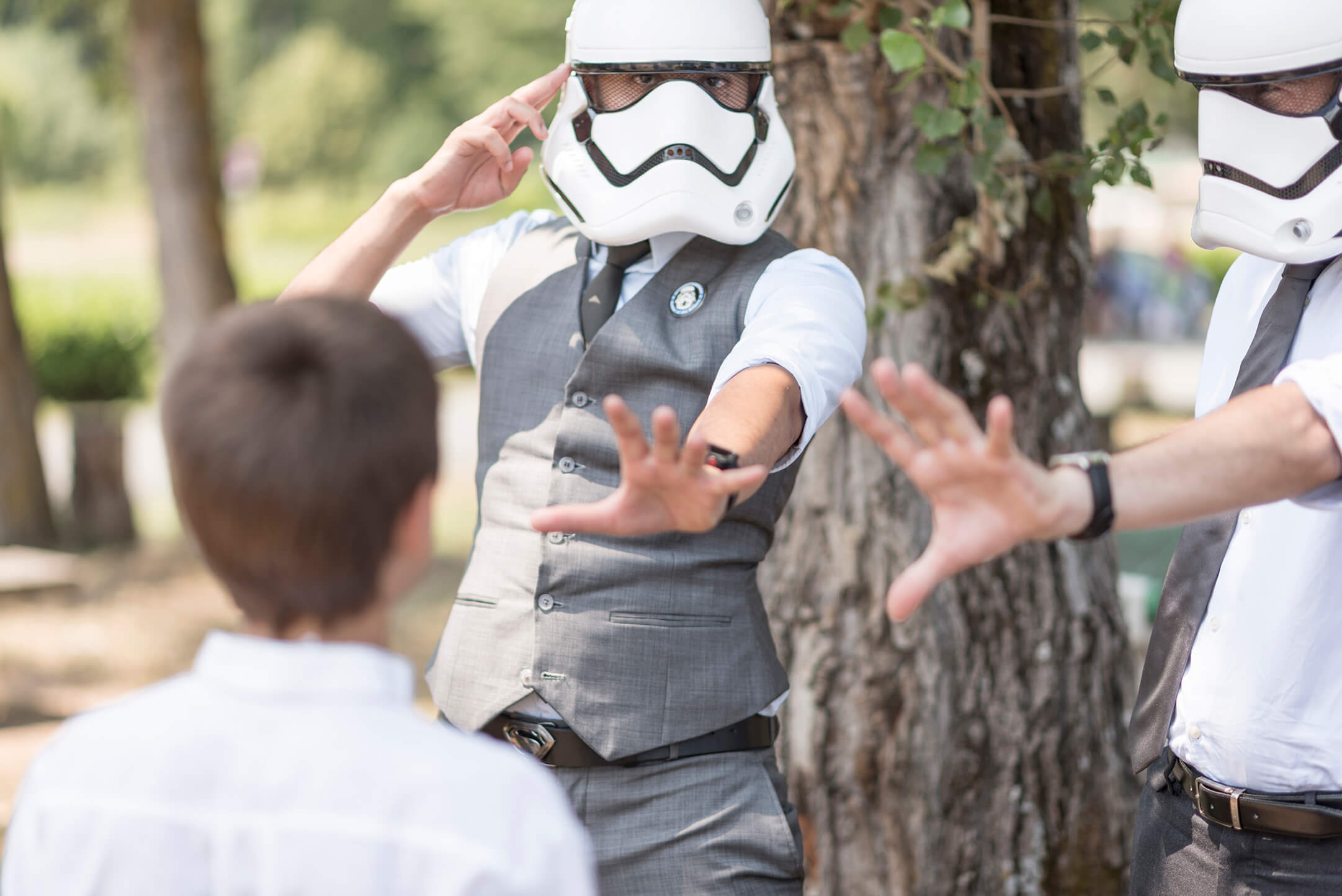 Mariage Stormtropper