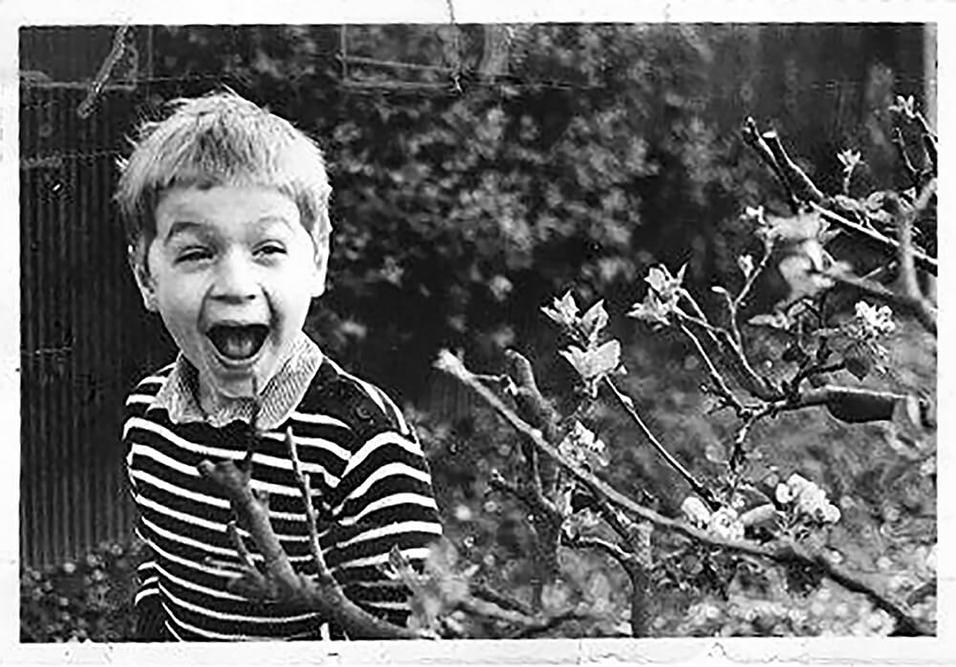 Matthieu - Pommier en fleur