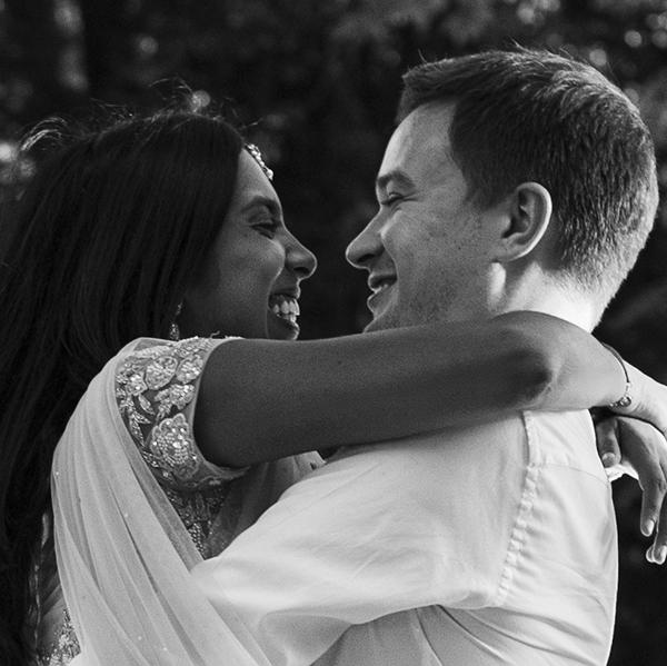Priyanka et Thomas